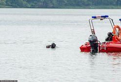 Dramat na wodzie. Przewrócił się ponton z mężczyzną z dzieckiem