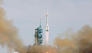 Chińczycy wysłali w kosmos Shenzhou 11