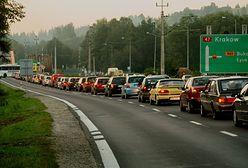 Wielki protest górali na zakopiance. Korki sparaliżują drogę do stolicy Tatr