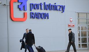 Lotnisko w Radomiu w tarapatach? Wygasa umowa z ostatnim przewoźnikiem