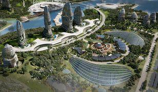 Pierwsze takie miasto na świecie. W Hiszpanii powstaje Elysium City