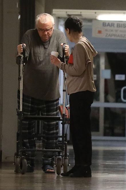 """Adam Lipiński wrócił do pracy po poważnej operacji. """"Zwariowałbym, jak miałbym wolne"""""""