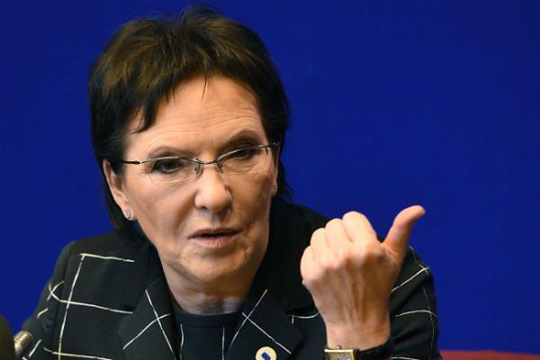 Ewa Kopacz powołała czterech nowych wiceministrów