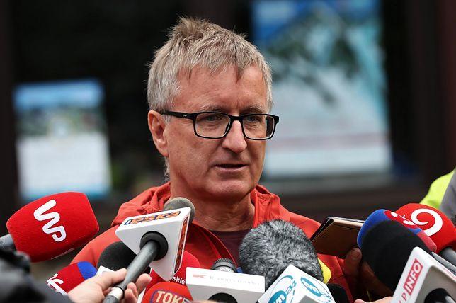 Tatry. TOPR oskarżany o nieudzielenie pomocy grotołazom. Będzie śledztwo