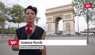 Paryż. 80. rocznica wybuchu II wojny światowej