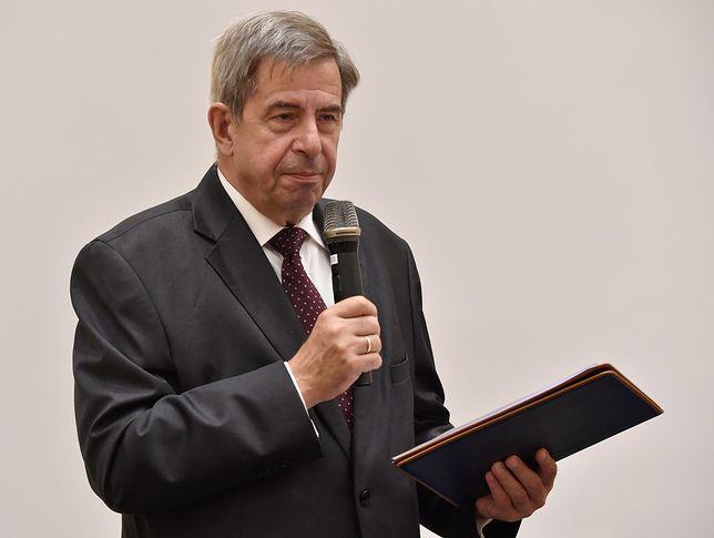 Prof. Andrzej Zoll o sporze o RPO: sprawa jest oczywista