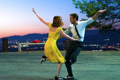 Emma Stone i Ryan Gosling fot. Dale Robinette