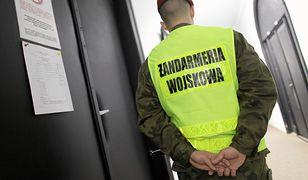 W Żandarmerii Wojskowej miało dochodzić do wyłudzeń, mobbingu, nielegalnych działań operacyjnych