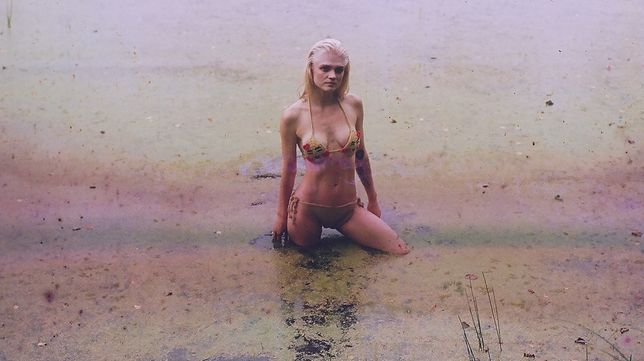 "Margaret na okładce singla ""Reksiu"""