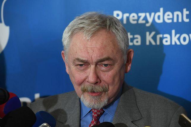 """Prezydent Krakowa zdradził, ile zarabia. """"Nie są to oszałamiające zarobki"""""""