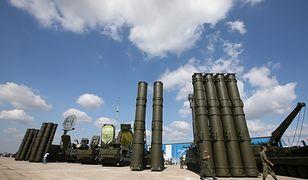 Rosja rozmieściła na Krymie rakiety S-400
