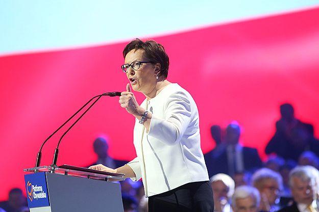 """Ewa Kopacz zdradziła datę wyborów parlamentarnych? """"Prezydent nie podjął jeszcze decyzji"""""""