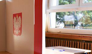 Wybory prezydenckie 2020. Incydent w Kielcach. Mężczyzna zagłosował na dwóch kartach