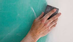 Bezproblemowe szlifowanie gładzi, gipsów, drewna, metalu i tworzyw sztucznych