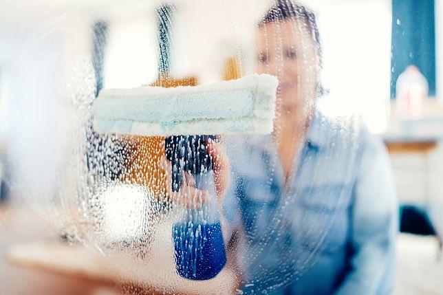 Myjka do okien pozwala skrócić czas sprzątania