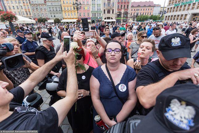 Liderka Ogólnopolskiego Strajku Kobiet usłyszała zarzut prokuratorski
