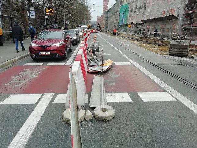 Od 8 lutego tramwaje nie przejadą przez plac Orląt Lwowskich, utrudnienia czekają też na ulicy Krupniczej.