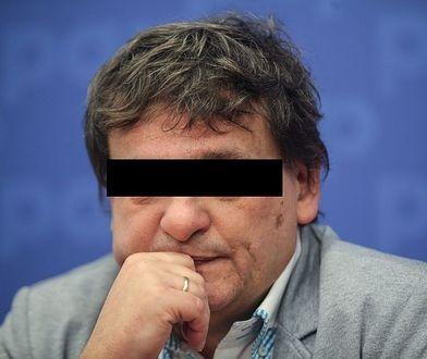 Znany specjalista od wizerunku politycznego zatrzymany. Chodzi o dziecięcą pornografię