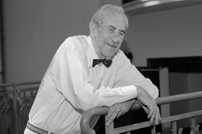 Jan Kobuszewski nie żyje. Miał 85 lat