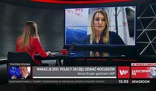 Urlop w trakcie pandemii. Polacy szukają miejsc na odludziu