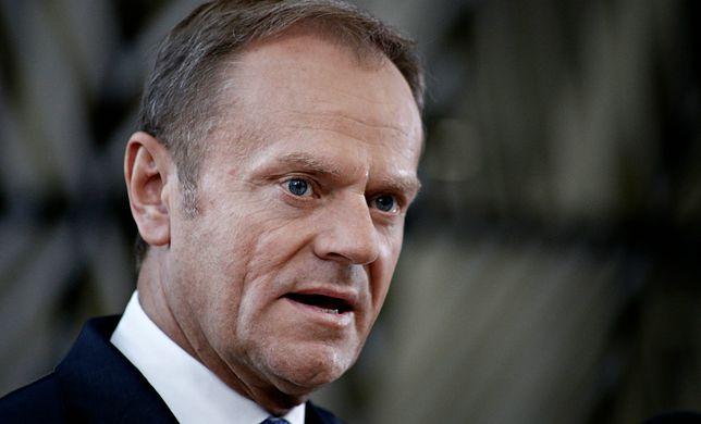Tusk oburzony słowami Szydło. Wprost powiedział co myśli o zachowaniu polskiej premier