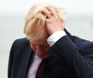 Twardy Brexit? Premierowi Borisowi Johnsonowi może za to grozić więzienie