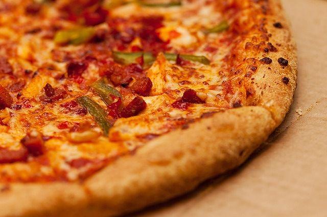Czy pizza może być zdrowa?