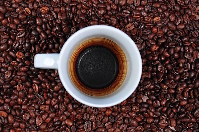 Kawa, herbata, napoje energetyzujące