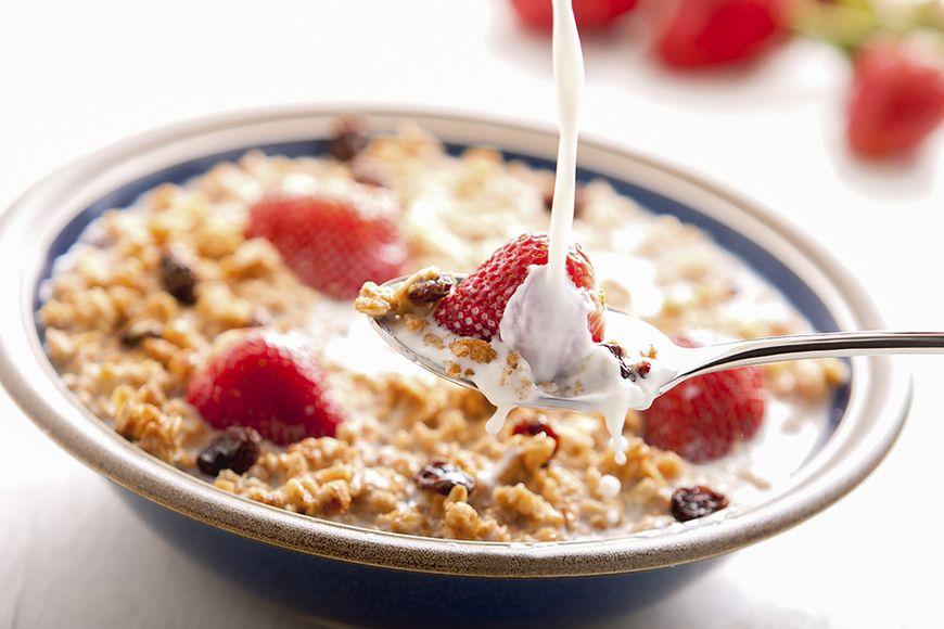 Ogólnodostępne płatki śniadaniowe