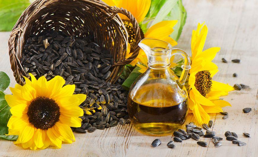 Rafinowane oleje roślinne