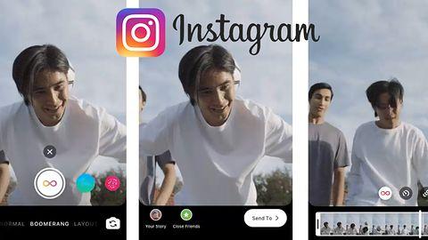 Nowość na Instagramie. W Boomerangu w końcu można przycinać filmy, są też nowe efekty