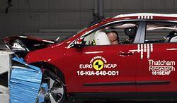 Nowe testy Euro NCAP: wersje podstawowe nie tak bezpieczne