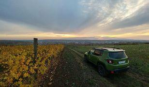 Jeepami przez Węgry – jesienny wyjazd do kraju samochodów 4x4 i zupy gulaszowej