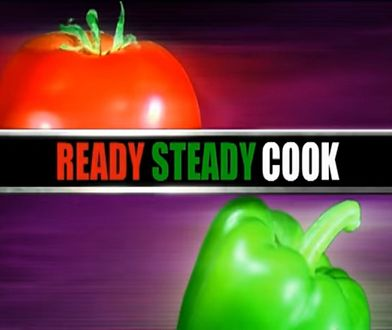 "Logo programu ""Ready Steady Cook"""
