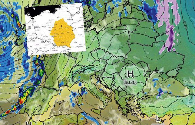 Pogoda. Ostrzeżenia IMGW w 7 regionach