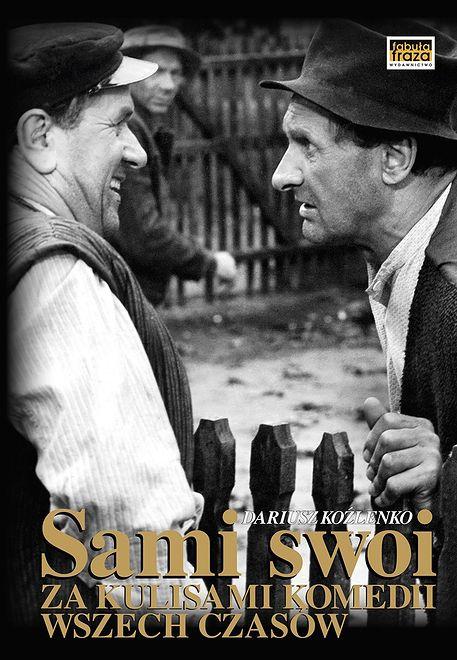''Sami Swoi. Za kulisami komedii wszech czasów'' - spotkanie z autorem
