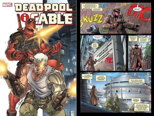 Deadpool i Cable. Tom 1, Egmont 2021