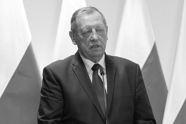 Jan Szyszko nie żyje