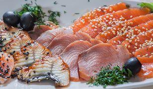 Dieta low carb opiera się na białku, którego źródłem są m.in. ryby