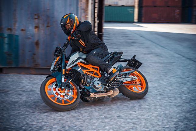 KTM 390 Duke może niedługo mieć mocniejszego brata.