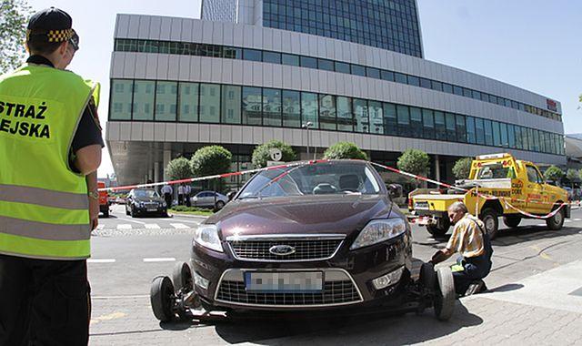 Straż miejska wciąż poluje na kierowców