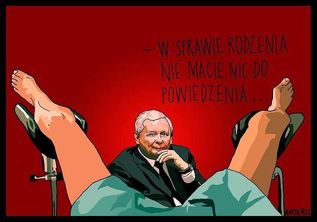 """Radny PiS o pracach Marty Frej: """"Zwykłe chamstwo, a nie sztuka"""""""