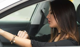 Kobiety na diecie mogą być niebezpieczne za kierownicą