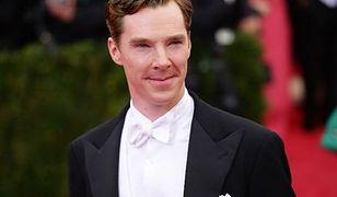 Benedict Cumberbatch będzie Marsjaninem