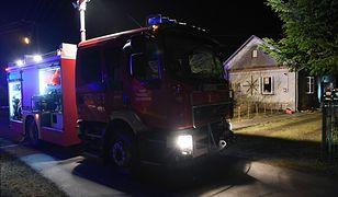 Na razie nie wiadomo, co było przyczyną pożaru w Leżachowie