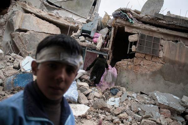W konflikcie syryjskim zginęło 11 tys. dzieci i kobiet