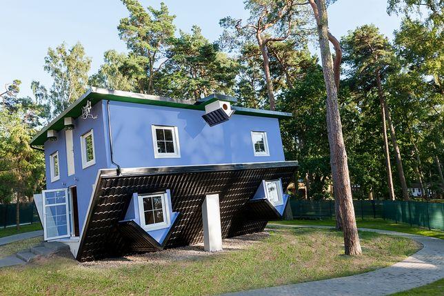 Urokliwy Magiczny Domek to świetna atrakcja dla dzieci