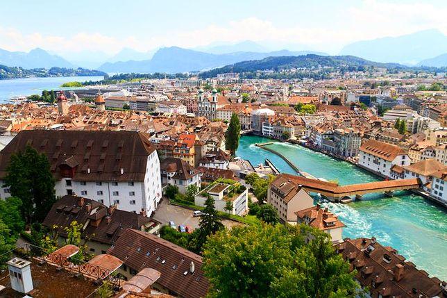 Lucerna - zachwycające miasto mostów