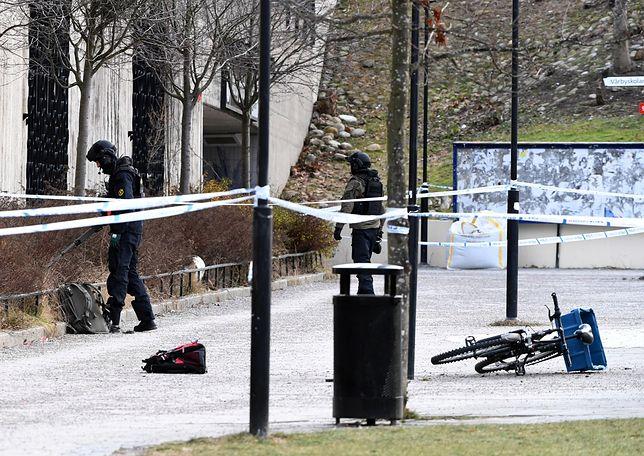 Nie ma podstaw, aby zakładać, że był to zamach terrorystyczny