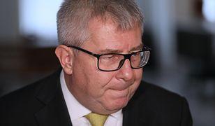 To nie pierwszy raz, kiedy Ryszard Czarnecki jako członek PE zostaje ukarany